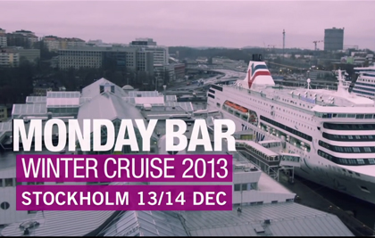 MONDAYBAR WINTERCRUISE AFTERMOVIE